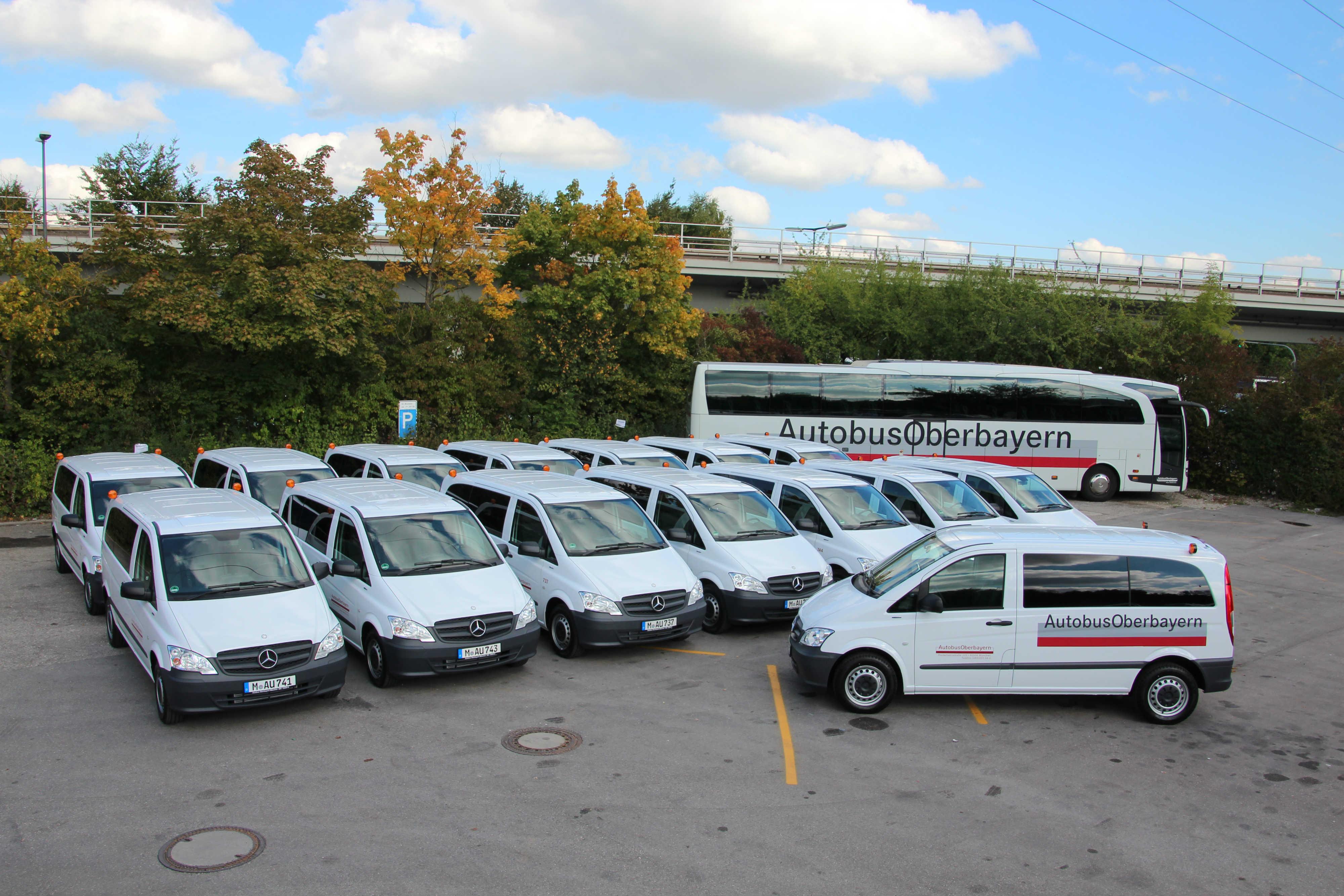 Our company  Autobus Oberbayern
